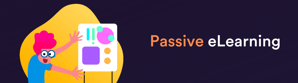 Passive eLearning cost course