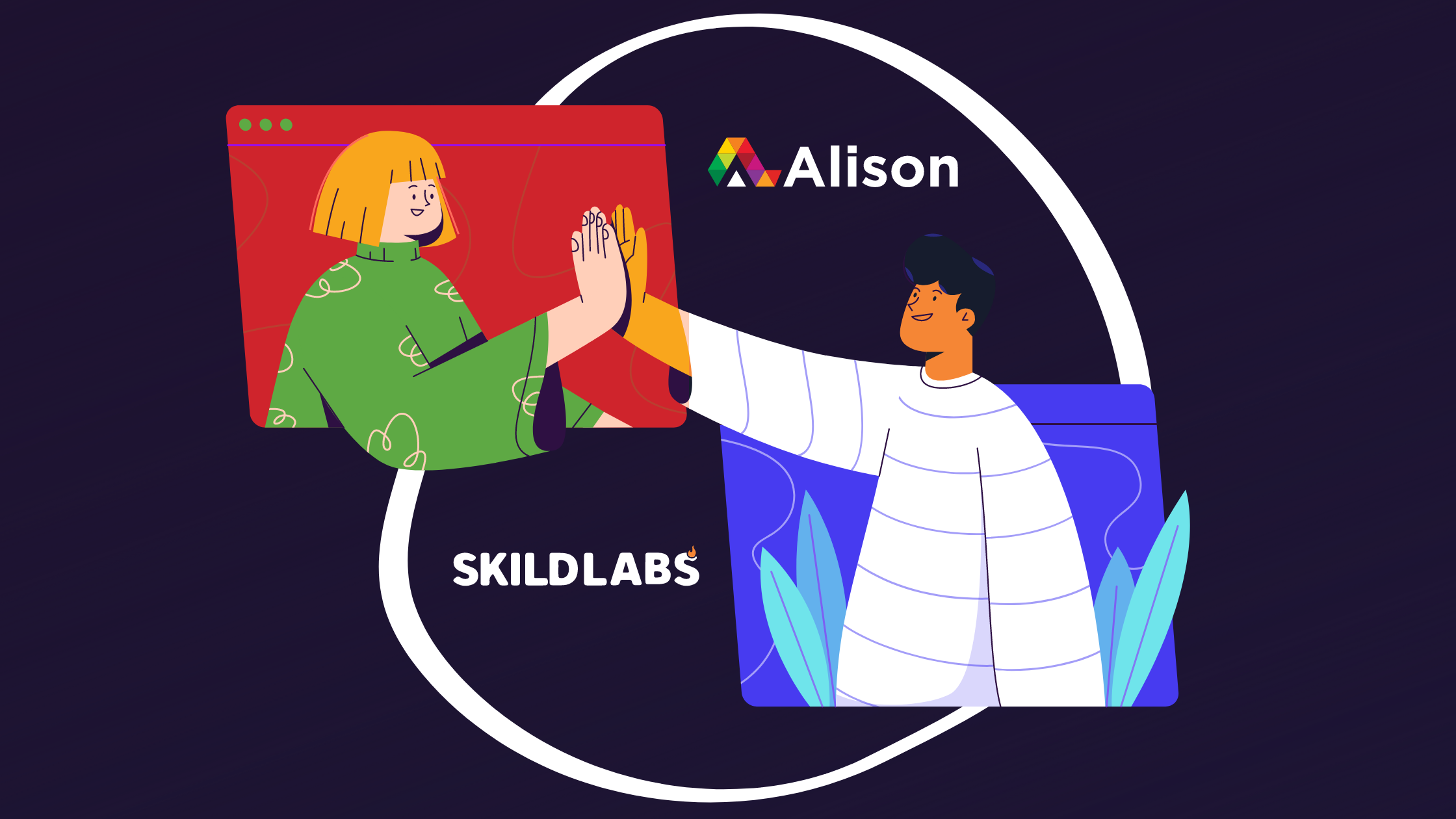 SkildLabs and Alison Partnership: Education for All!